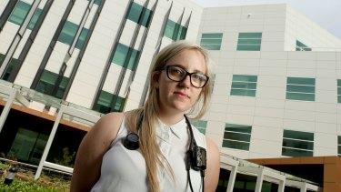 Dr Ashleigh Witt.