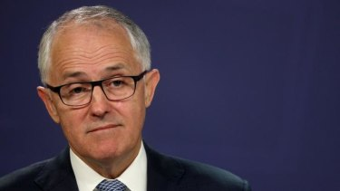 According to the report, Communications Minister Malcolm Turnbull's electorate is least-affected from the budget.