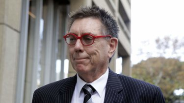 John Stephens joined Network Ten from Seven Network, only to backflip on the deal.