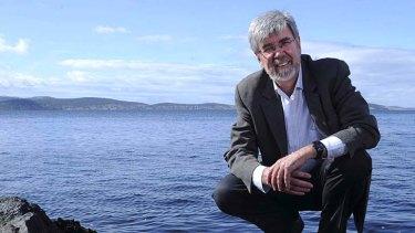 New findings: CSIRO researcher Dr John Church.