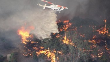 """The 2014-15 bushfire season is forecast to be """"above normal"""" with dangerous conditions."""
