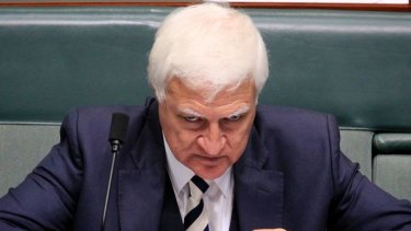 Bob Katter has proposed football players pay less tax during their playing years.