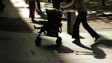 'Single mothers' legal problems are more likely to be in the poverty space.'