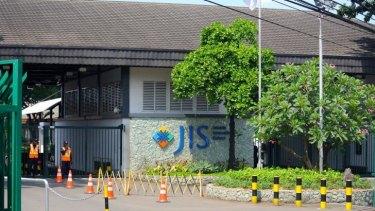 Jakarta International School.
