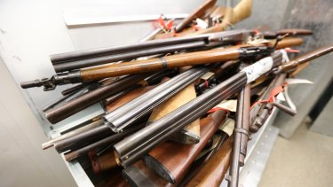 The national gun amnesty ran from July 1 until September 30.