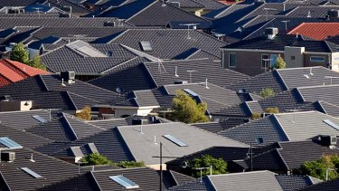 While Sydney prices still showed some life, Melbourne went backwards.
