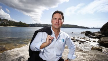 Larry Marshall, CSIRO's chief executive, has resisted calls to reconsider deep cuts to climate and other programs.
