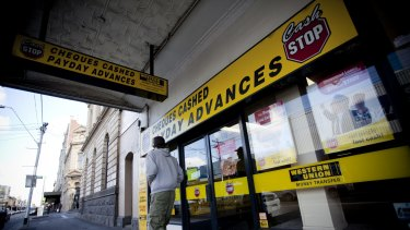 Consumer groups in the US and here in Australia want tighter laws on payday lenders.