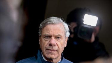 Victorian Liberal Party president Michael Kroger: