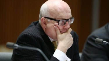 Attorney-General George Brandis would not confirm whether cabinet is considering a proposal to change FOI charges.