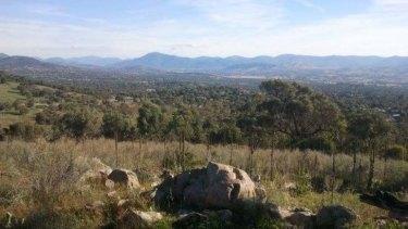 Farrer Ridge.