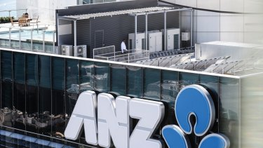 Morgan Stanley downgraded its recommendation on ANZ.