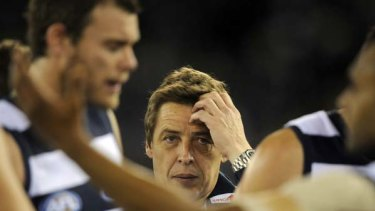 Geelong coach Mark Thompson has few conccerns going into another finals campaign.