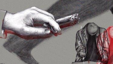 <i>Illustration: Kerrie Leishman.</i>