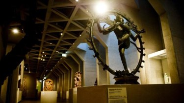 Could budget cuts lead to more controversies like the case of the NGA's dancing Shiva?
