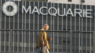 Macquarie enigmas: High tax bill, short explanation.