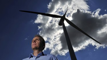 Former Environment Minister Simon Corbell who designed the renewables scheme, judged a success in delivering value for money and reducing greenhouse gas emissions.