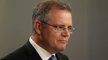 """We're not going to go into the micro detail of these operational matters"": Scott Morrison."