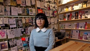 Writer Giselle Nguyen.