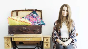 Case in point: travel inspired Anna Sinclair to start her own business.