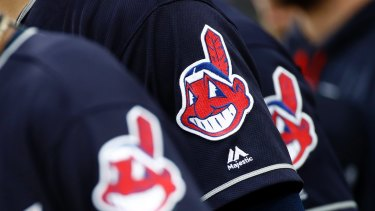 Mascot Chief Wahoo will be dropped by the Cleveland Indians as their logo in 2019.