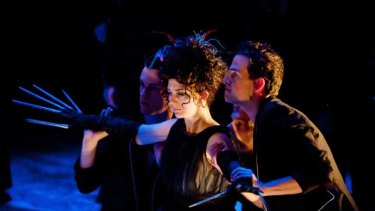 The nature of sin … Elena Xanthoudakis and Andrew Goodwin perform Hayden's last opera.