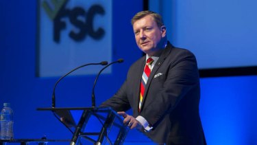 John Brogden says changes to the superannuation system are doing nobody any favours.