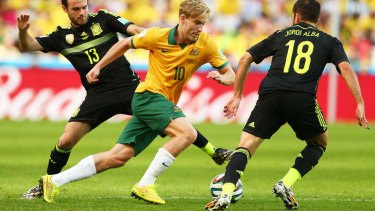 Much to lose: The SBS spends tens of millions of dollars on its World Cup rights.