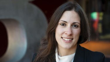 In residence: Adena Jacobs will move from Fraught Outfit to Belvoir St Theatre as co-resident director.