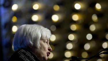 Just weeks after Janet Yellen's Fed raised its benchmark rate for the first time in nine years, the notion that marked the end of the easy-money era is now being tested.