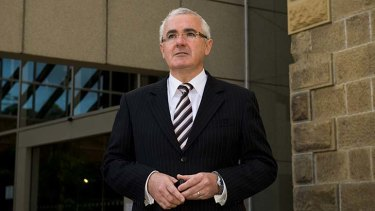 "The links between the NRA and clubs in NSW should ""send a shudder down the spine of any decent person"": Andrew Wilkie."