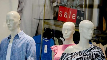 Maybe the recession isn't really over yet for small retailers.