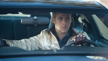 Road to nowhere: A robotic Ryan Gosling sleep walks through the terrible action flick <i>Drive</i>.