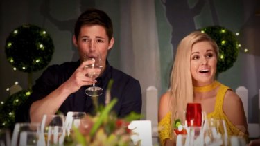 Truffle farmers Henry and Anna watch the drama unfold: but Henry has his own problems in the form of a love triangle.