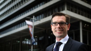 NSW Finance Minister Dominic Perrottet has defended the new fees, saying the changes are revenue-neutral.