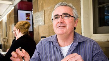 Former soldier and intelligence analyst Andrew Wilkie.