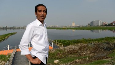 President-elect Joko Widodo in Jakarta this week.