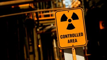 Toxic: The spot price for uranium is at eight-year lows.