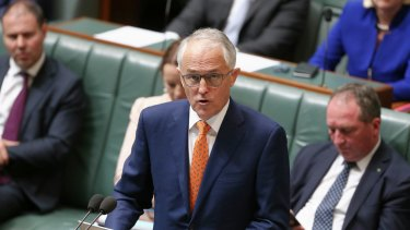 Mr Wilson said he apologised to Malcolm Turnbull after the meeting, and the Prime Minister accepted his apology.