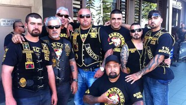 Bikie club opens new Sydney chapter