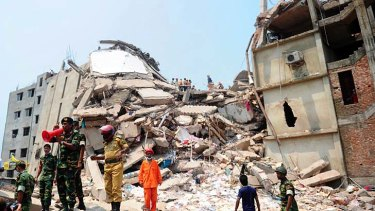 Relations hit a sour note: Fashion brand Mango placed orders for clothing items this year at one of the factories housed in the now collapsed building in Bangladesh.