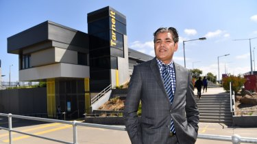 Intaj Khan is eyeing off the safe Labor seat of Tarneit.