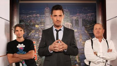 In the fourth season of The Gruen Transfer, host Wil Anderson will once again pick apart the seams of advertising with Russel Howcroft and Todd Sampson.
