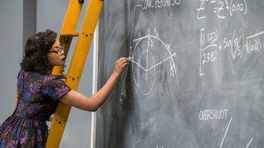 Taraji P. Henson stars in <i>Hidden Figures</i>.