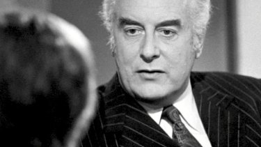 Skewed … Whitlam's view prevails in Hocking's book.