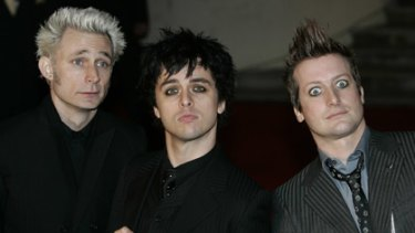Green Day were out and about to enjoy what Perth has to offer.