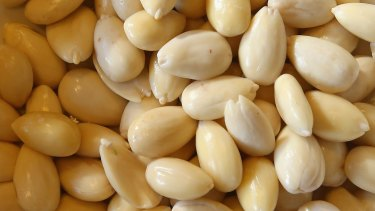 Foreign investors find Australian almonds a mouth-watering prospect.