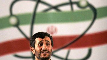 """""""The truth is that a nuclear Iran would be destabilising even if Iran acted rationally."""""""