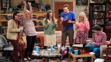 <i>Big Bang Theory</i> is still a ratings winner.