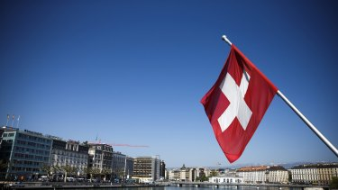 With more than 40 per cent of Swiss exports going to the euro zone, firms across Switzerland warned of a plunge in profits, with the luxury and tourism industries most exposed.